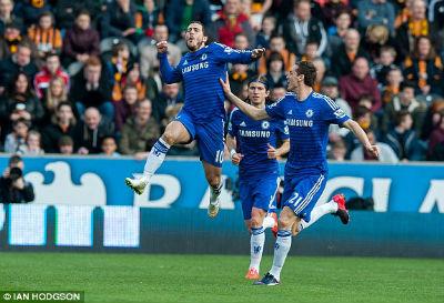 TRỰC TIẾP Hull City - Chelsea: Kép phụ tỏa sáng (KT) - 4