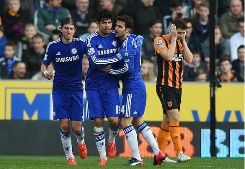 """Hull - Chelsea: """"Tả tơi"""" rời sân KC - 1"""