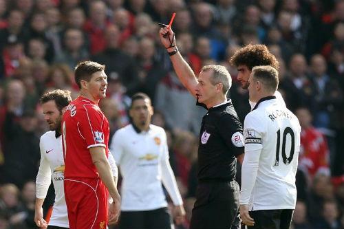 """Mata như """"trên mây"""", Gerrard cay đắng nhận lỗi - 1"""