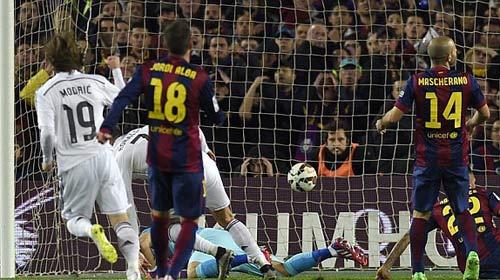 Barca - Real: Chiến thắng xứng đáng - 1