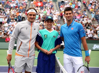 TRỰC TIẾP Djokovic - Federer: Loạt tie-break cân não - 4