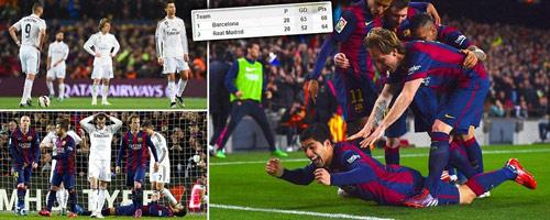 """Báo chí thế giới ca ngợi Suarez """"siêu anh hùng"""" ở Barca - 1"""