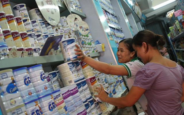 Bộ Tài chính chủ trì quản lý giá sữa - 1
