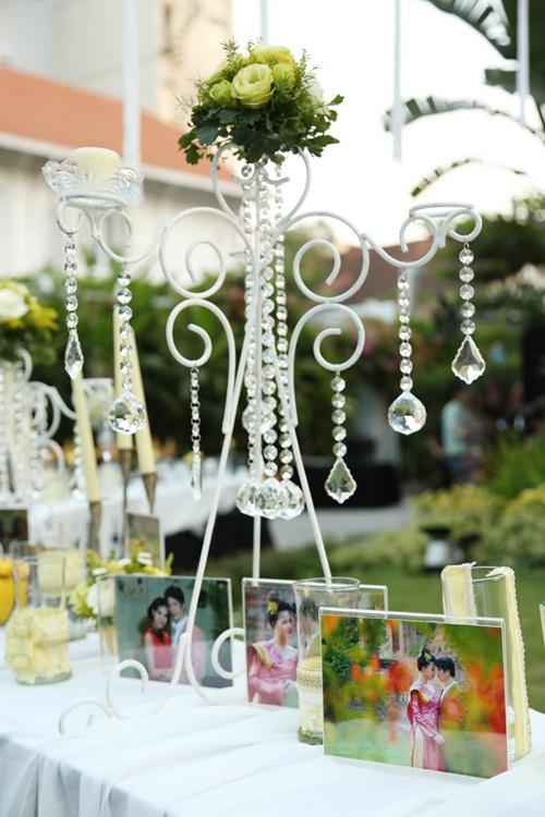 Ngắm tiệc cưới kiểu Pháp của Dustin Nguyễn và Bebe Phạm - 3