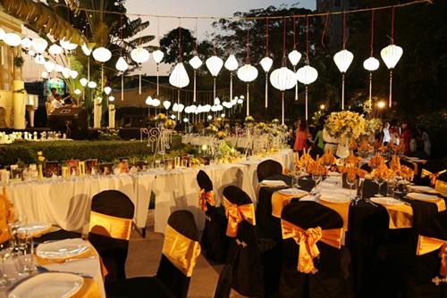 Ngắm tiệc cưới kiểu Pháp của Dustin Nguyễn và Bebe Phạm - 6