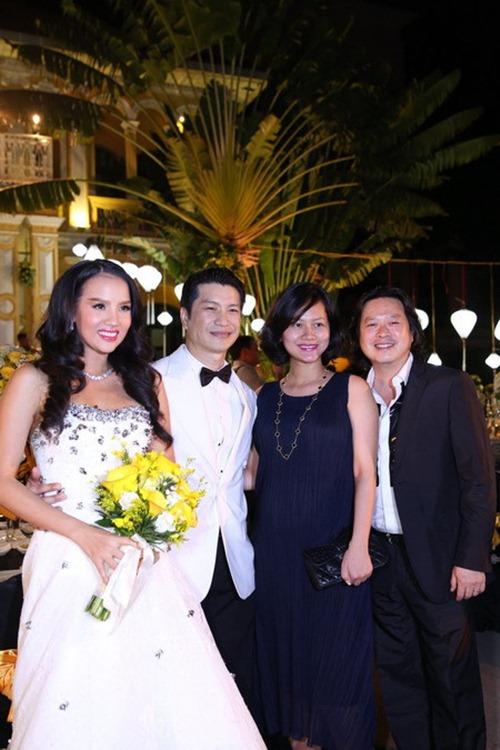 Ngắm tiệc cưới kiểu Pháp của Dustin Nguyễn và Bebe Phạm - 11