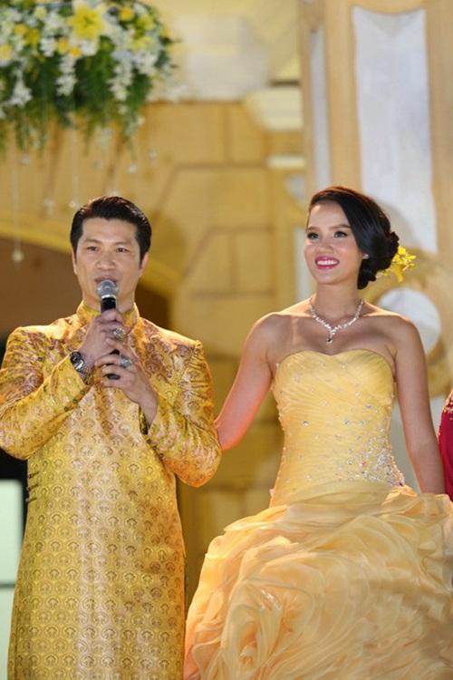 Ngắm tiệc cưới kiểu Pháp của Dustin Nguyễn và Bebe Phạm - 13
