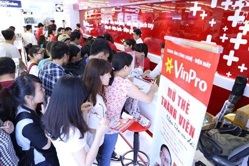Hệ thống điện máy VinPro đồng loạt khai trương, khuyến mãi lớn - 5