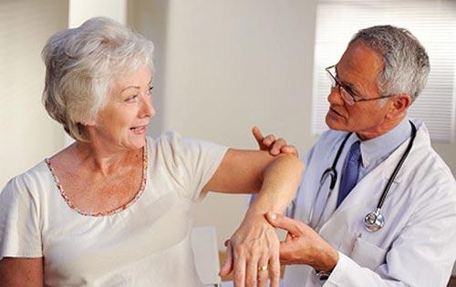 Chăm sóc sức khỏe xương khớp không bao giờ muộn! - 1