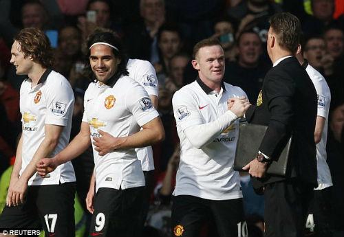 """MU thắng Liverpool: """"Quỷ đỏ"""" đích thực của nước Anh - 2"""