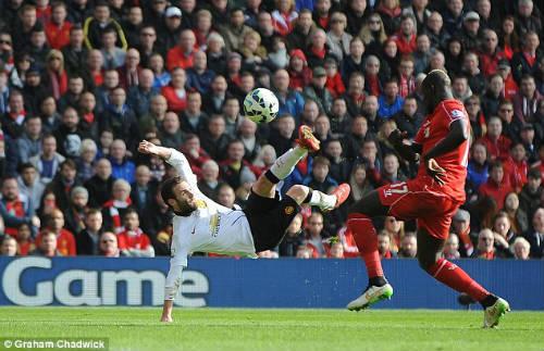 """MU thắng Liverpool: """"Quỷ đỏ"""" đích thực của nước Anh - 1"""