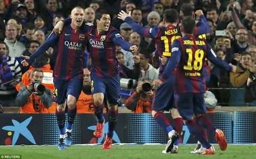 """Barca vượt qua Real: """"Bán"""" bản sắc lấy bàn thắng - 2"""