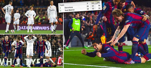 """Barca vượt qua Real: """"Bán"""" bản sắc lấy bàn thắng - 1"""