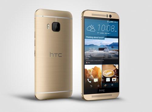 Công bố giá bán HTC One M9 - 2