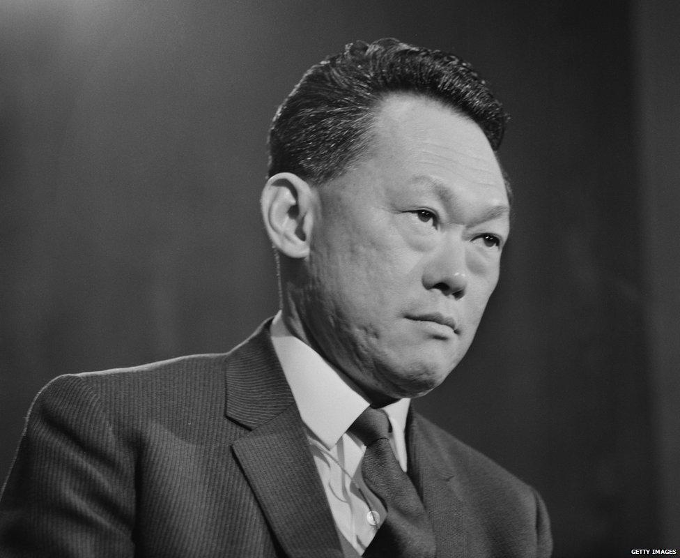"""10 phát ngôn """"gây sốc"""" của cố Thủ tướng Lý Quang Diệu - 1"""