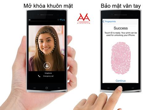 """Smartphone """"đỉnh"""" khuyến mãi 1,5 triệu đồng hút khách - 1"""
