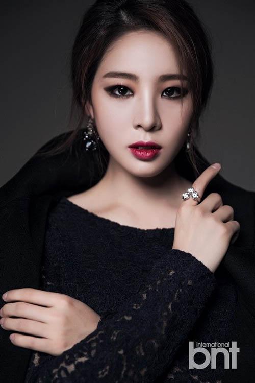 """Đường cong tuyệt hảo của """"nữ thần"""" bowling Hàn Quốc - 11"""