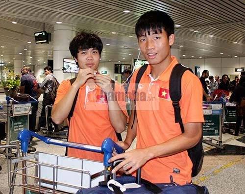 Có mặt ở Malaysia, U23 VN sẵn sàng cho trận đánh lớn - 2