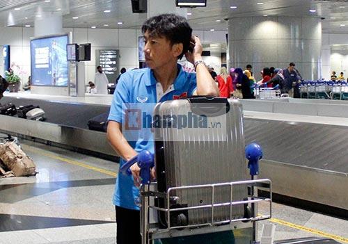 Có mặt ở Malaysia, U23 VN sẵn sàng cho trận đánh lớn - 3