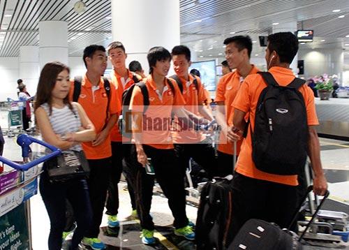Có mặt ở Malaysia, U23 VN sẵn sàng cho trận đánh lớn - 4
