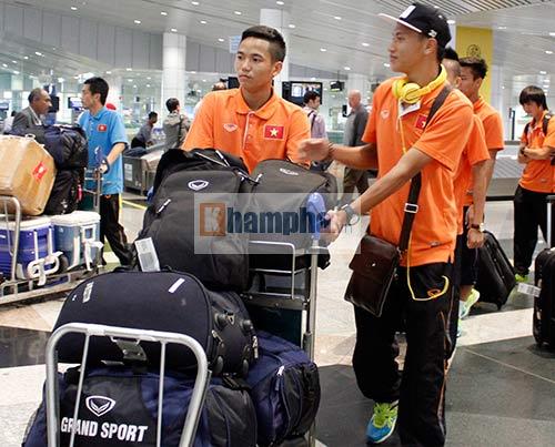 Có mặt ở Malaysia, U23 VN sẵn sàng cho trận đánh lớn - 5