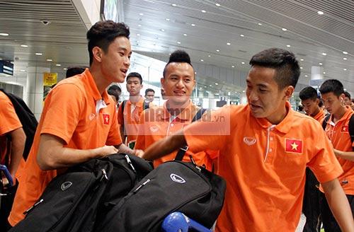 Có mặt ở Malaysia, U23 VN sẵn sàng cho trận đánh lớn - 7