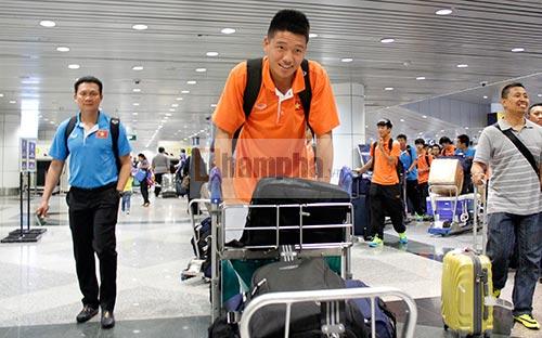 Có mặt ở Malaysia, U23 VN sẵn sàng cho trận đánh lớn - 8