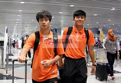 Có mặt ở Malaysia, U23 VN sẵn sàng cho trận đánh lớn - 9