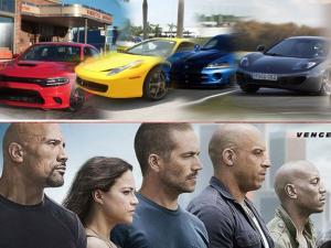 """Điểm mặt dàn """"xế khủng"""" nghìn tỷ trong Fast & Furious 7"""