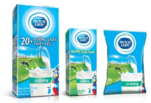 Dutch Lady ra mắt diện mạo mới cho dòng sản phẩm sữa nước - 1