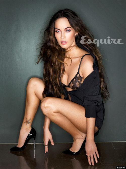 Bí quyết quyến rũ hậu sinh nở của mỹ nhân Megan Fox - 2