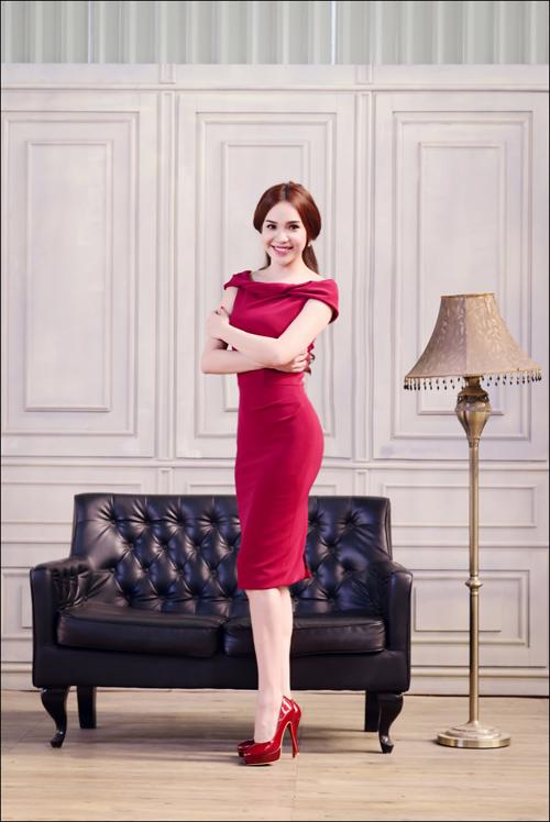 Hoa hậu Diệu Hân cuốn hút với váy hè - 9