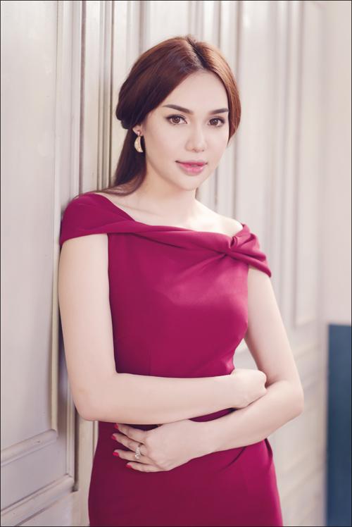 Hoa hậu Diệu Hân cuốn hút với váy hè - 8