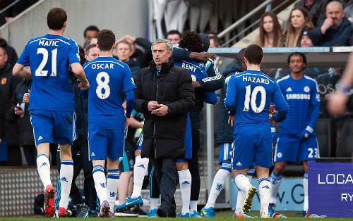 Chelsea: Cùn khát vọng, chỉ còn nỗi ám ảnh - 1