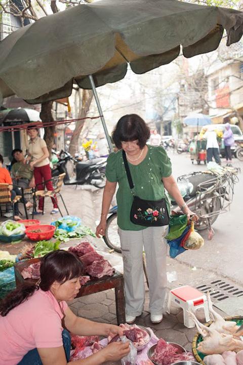 """Một ngày theo chân """"Người đàn bà chua ngoa nhất màn ảnh Việt"""" - 4"""