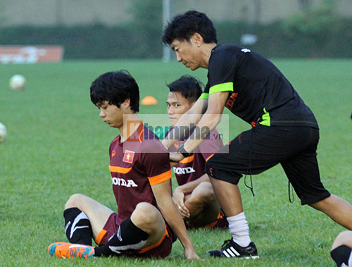 U23 VN: Chủ nhà Malaysia chơi khó thầy trò HLV Miura - 9