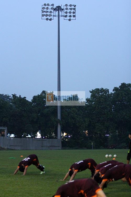 U23 VN: Chủ nhà Malaysia chơi khó thầy trò HLV Miura - 10