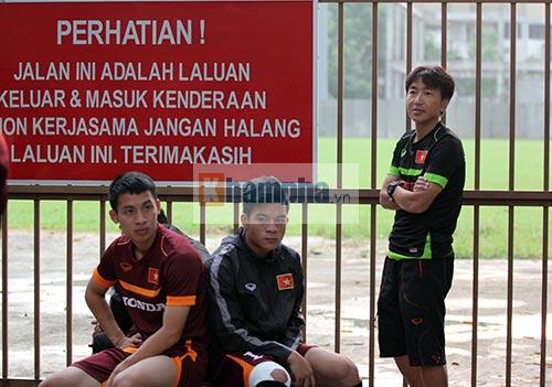 U23 VN: Chủ nhà Malaysia chơi khó thầy trò HLV Miura - 1