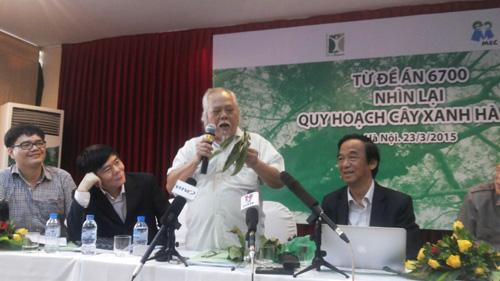 Vụ 6.700 cây xanh: Đề nghị Thanh tra Chính phủ vào cuộc - 1