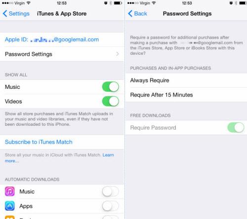 iOS 8.3: Tải ứng dụng miễn phí không cần nhập mật khẩu iCloud - 1