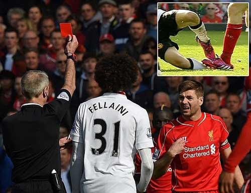 Gerrard lĩnh thẻ đỏ: Bi kịch của người hùng - 2