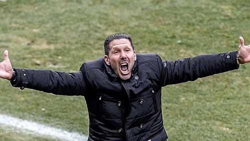 """Man City vỡ mộng """"chiêu mộ"""" Simeone - 1"""