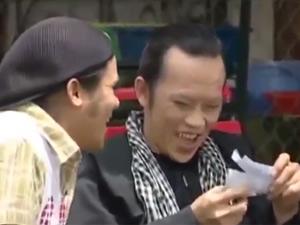 Hài Hoài Linh: Mua vé số