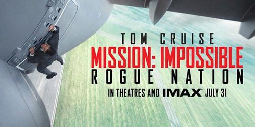 """Tom Cruise làm khán giả hết hồn trong """"Nhiệm vụ bất khả thi 5"""" - 3"""