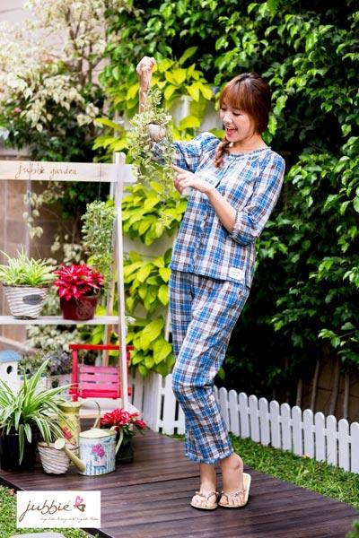 Hari Won xinh tươi trong trang phục mặc nhà Jubbie - 3
