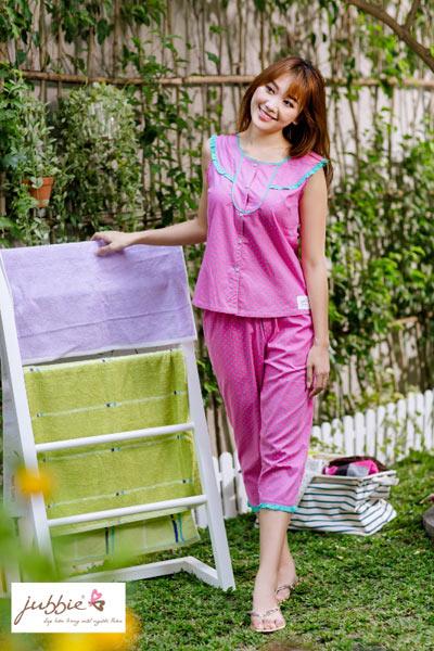 Hari Won xinh tươi trong trang phục mặc nhà Jubbie - 6