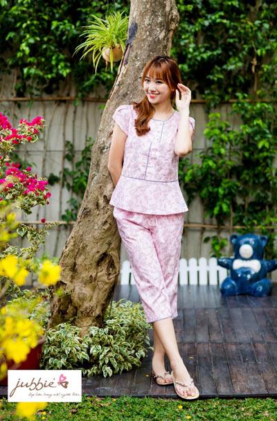 Hari Won xinh tươi trong trang phục mặc nhà Jubbie - 7