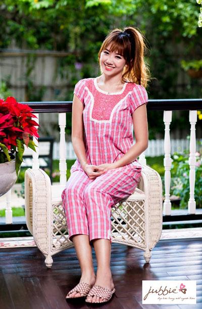 Hari Won xinh tươi trong trang phục mặc nhà Jubbie - 8