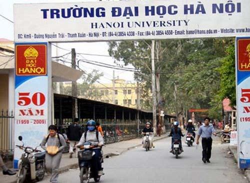 Học phí trường Đại học Hà Nội sắp tăng gấp đôi - 1