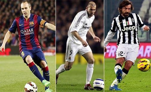 """Dream Team"" của Kaka: Có CR7, không Messi - 3"